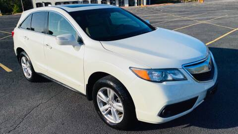2015 Acura RDX for sale at H & B Auto in Fayetteville AR