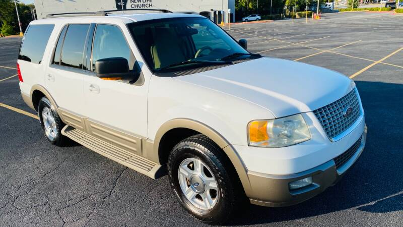 2004 Ford Expedition for sale at H & B Auto in Fayetteville AR