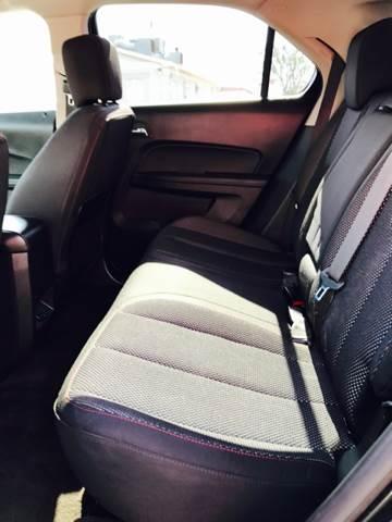 2011 Chevrolet Equinox LT 4dr SUV w/1LT - Fayetteville AR