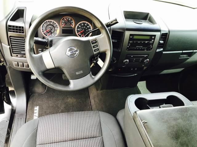 2011 Nissan Titan 4x4 SV 4dr King Cab SWB Pickup - Fayetteville AR