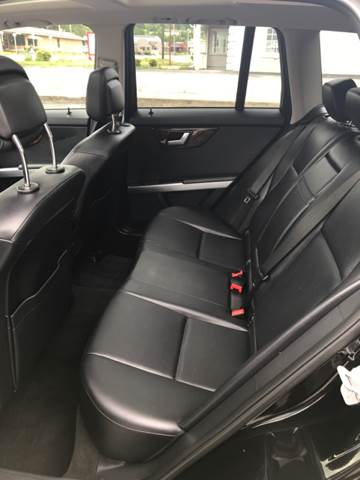 2012 Mercedes-Benz GLK AWD GLK 350 4MATIC 4dr SUV - Fayetteville AR