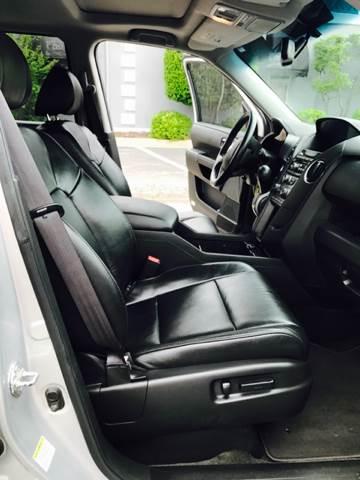 2012 Honda Pilot 4x4 EX-L 4dr SUV - Fayetteville AR