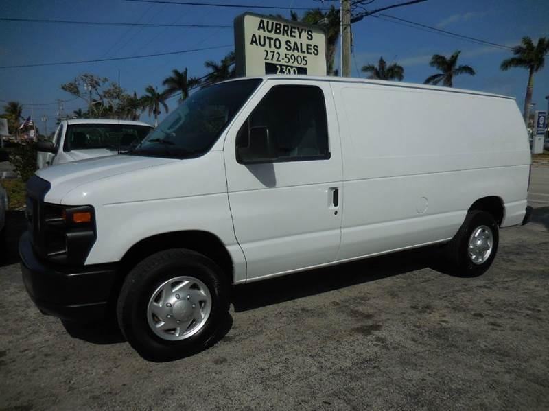 Van E Auto Sales Florida >> 2013 Ford E Series Cargo E 250 3dr Cargo Van In Delray Beach Fl