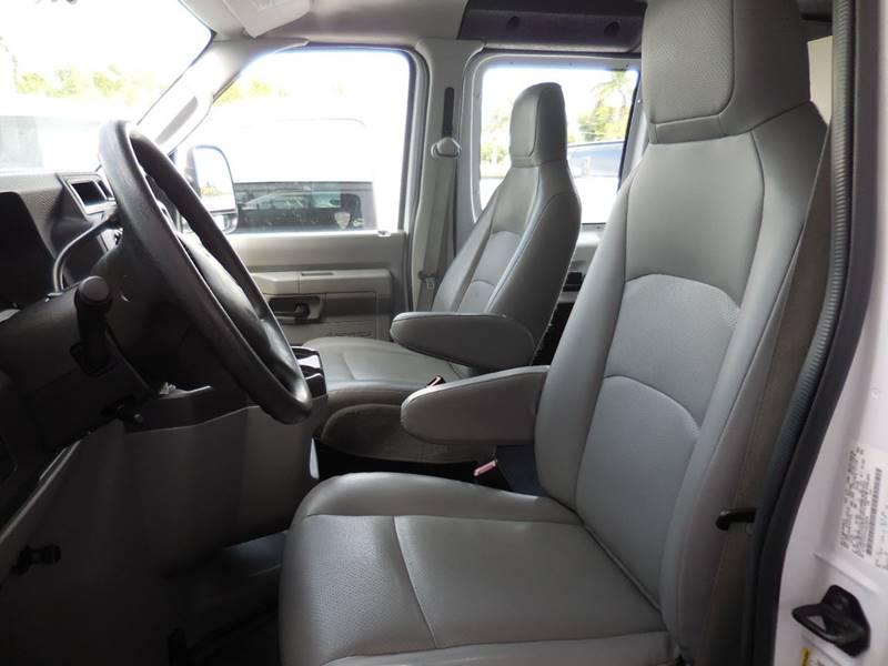 2012 Ford E-Series Cargo E-150 3dr Cargo Van In Delray Beach