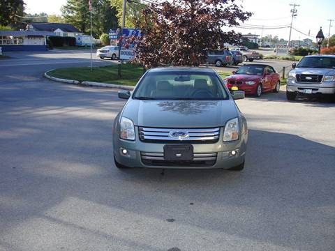 2008 Ford Fusion for sale in Rhinebeck, NY