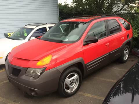 2001 Pontiac Aztek for sale in Salem, OR