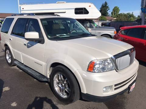 2005 Lincoln Navigator for sale at Salem Motorsports in Salem OR