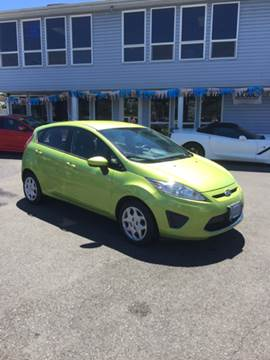 2012 Ford Fiesta for sale in Salem, OR