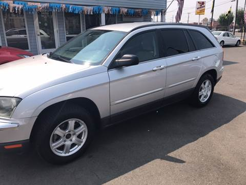 Used chrysler pacifica for sale in oregon for Persian motors cornelius or