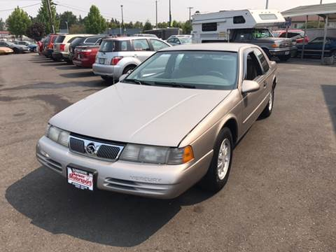 1994 Mercury Cougar for sale in Salem, OR