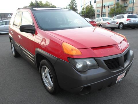 2001 Pontiac Aztek for sale in Salem, OR