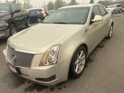 2008 Cadillac CTS for sale at Salem Motorsports in Salem OR