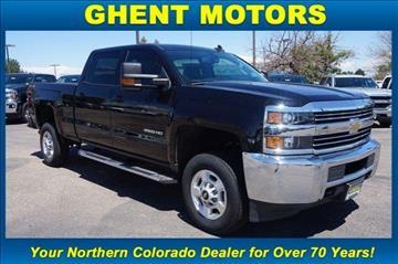 2015 Chevrolet Silverado 2500HD for sale in Greeley, CO