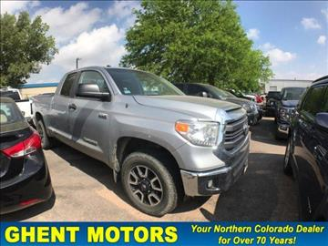 2014 Toyota Tundra for sale in Greeley, CO