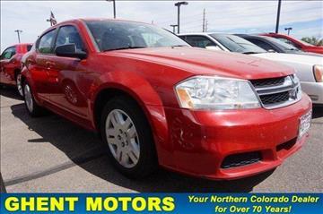 2014 Dodge Avenger for sale in Greeley, CO