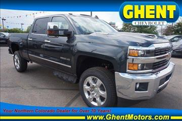 2017 Chevrolet Silverado 2500HD for sale in Greeley, CO