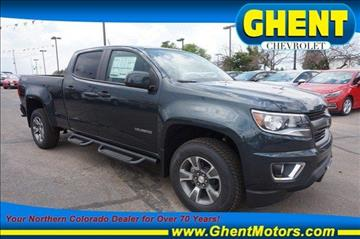 2017 Chevrolet Colorado for sale in Greeley, CO