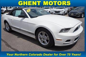 2013 Ford Mustang for sale in Greeley, CO