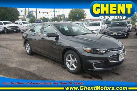 2018 Chevrolet Malibu for sale in Greeley, CO