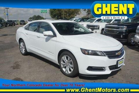 2018 Chevrolet Impala for sale in Greeley, CO