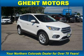 2017 Ford Escape for sale in Greeley, CO