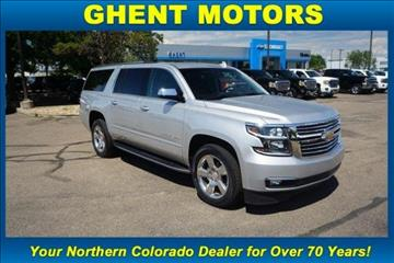 2017 Chevrolet Suburban for sale in Greeley, CO