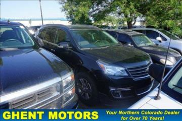 2017 Chevrolet Traverse for sale in Greeley, CO