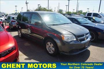 2012 Dodge Grand Caravan for sale in Greeley, CO