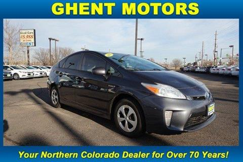 2013 Toyota Prius for sale in Greeley, CO