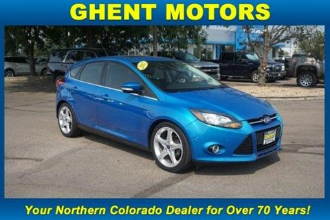 2012 Ford Focus for sale in Greeley, CO