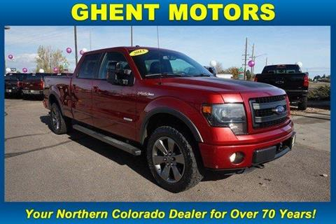 Ford F 150 For Sale In Greeley Co