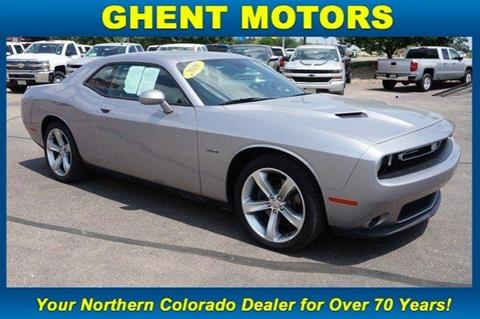 2016 Dodge Challenger for sale in Greeley, CO