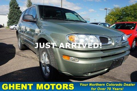 2003 Oldsmobile Bravada for sale in Greeley, CO