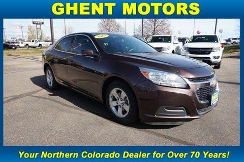 2015 Chevrolet Malibu for sale in Greeley, CO