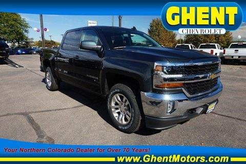 2018 Chevrolet Silverado 1500 for sale in Greeley, CO
