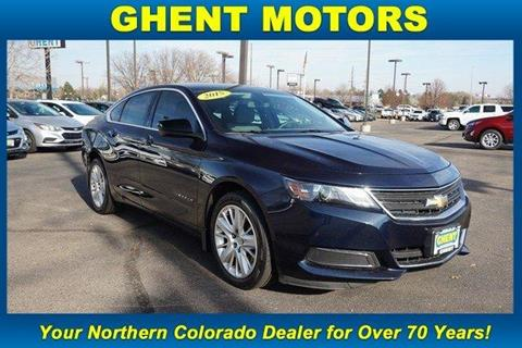 2015 Chevrolet Impala for sale in Greeley, CO