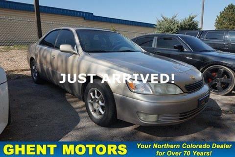 1999 Lexus ES 300 for sale in Greeley, CO