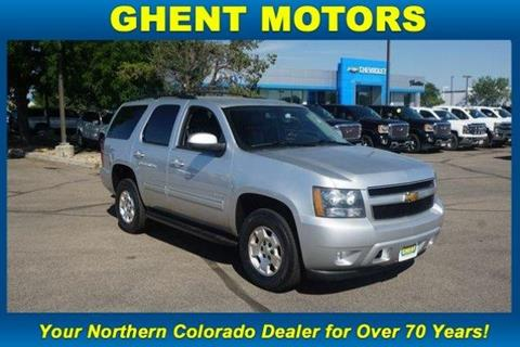 2012 Chevrolet Tahoe for sale in Greeley, CO