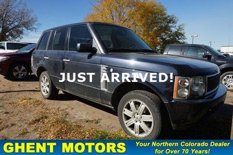 2004 Land Rover Range Rover for sale in Greeley, CO