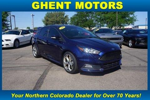 2016 Ford Focus for sale in Greeley, CO