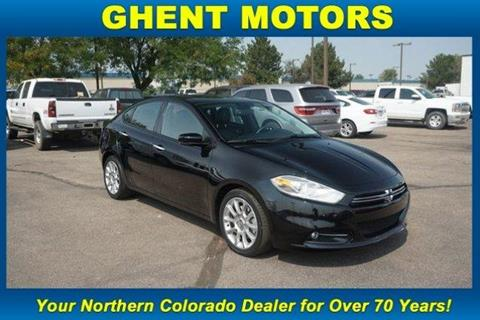2014 Dodge Dart for sale in Greeley, CO