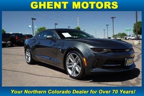 2018 Chevrolet Camaro For Sale In Greeley, CO