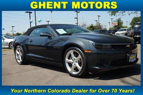 2015 Chevrolet Camaro For Sale In Greeley, CO