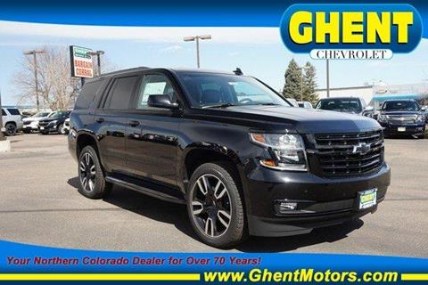 2018 Chevrolet Tahoe For Sale In Greeley, CO