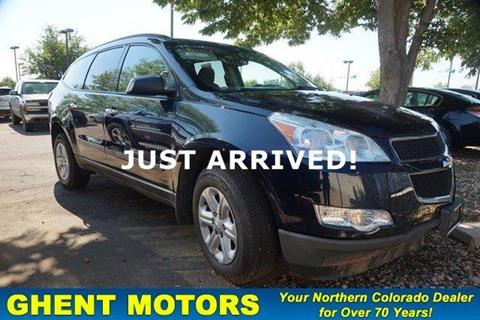 2011 Chevrolet Traverse For Sale In Greeley, CO