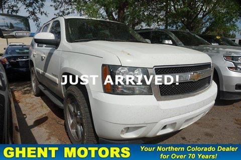 2008 Chevrolet Tahoe For Sale In Greeley, CO
