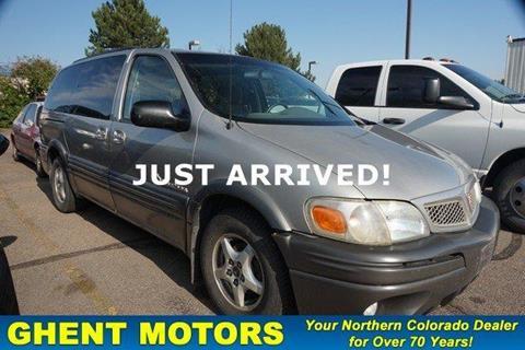 2005 Pontiac Montana for sale in Greeley, CO