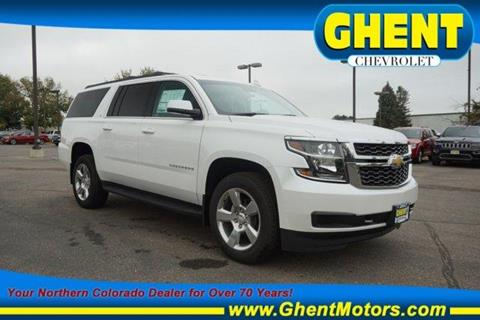 2019 Chevrolet Suburban For Sale In Greeley, CO