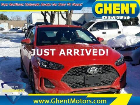 Greeley Car Dealerships >> 2019 Hyundai Veloster Turbo For Sale In Greeley Co
