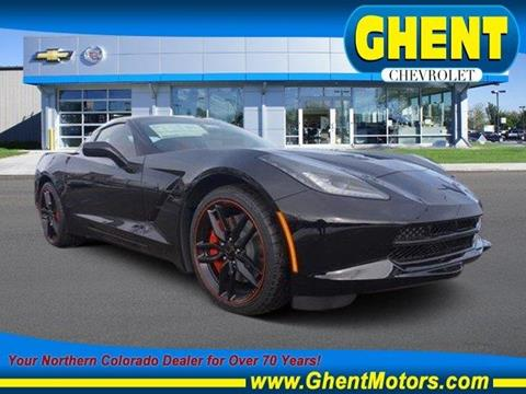 2017 chevrolet corvette for sale in colorado for Ghent motors in greeley co